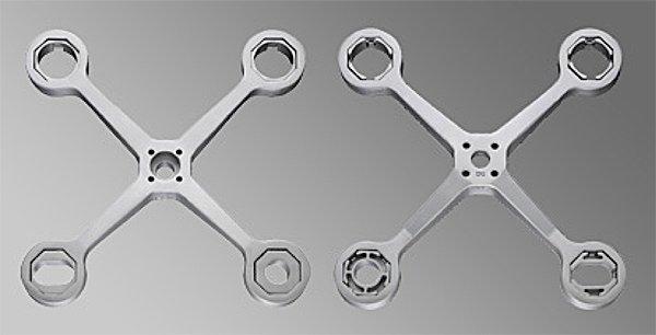 Спайдеры для несущих конструкций S 3002 Априора